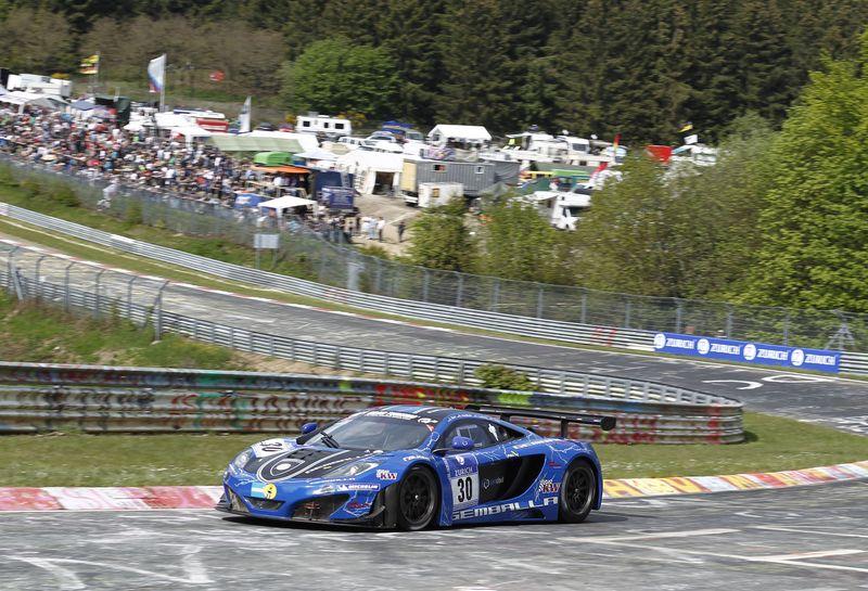 Sascha Bert, McLaren MP4-12C GT3