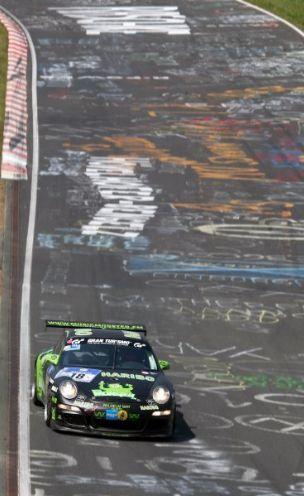 """2009: 24-Stunden-Rennen mit \""""Monster\"""""""