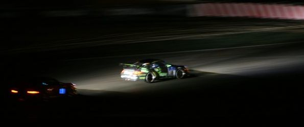 """2009: 24-Stunden-Rennen mit """"Monster"""""""