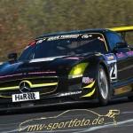 Horn Motorsport SLS AMG GT3