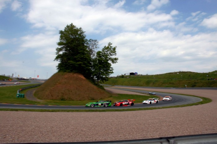 ADAC GT Masters am Sachsenring