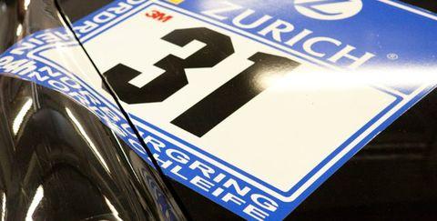 Porsche 911 GT3 Cup S von Jürgen Alzen Motorsport