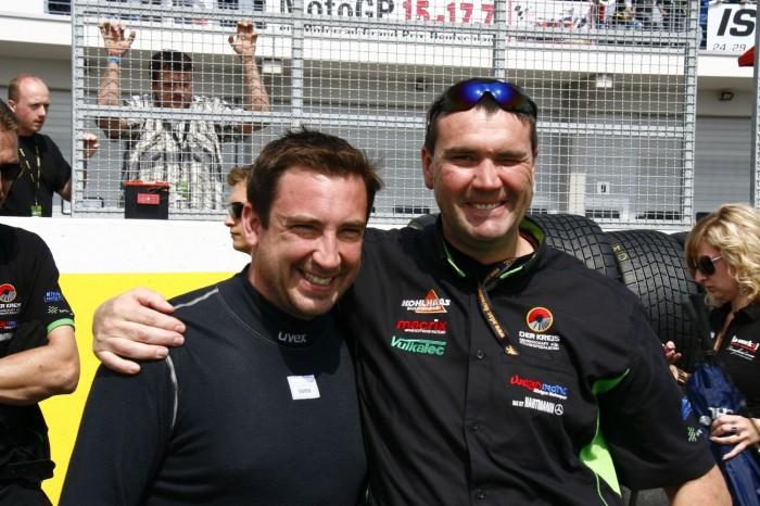 Sascha Bert und Michael Mintgen